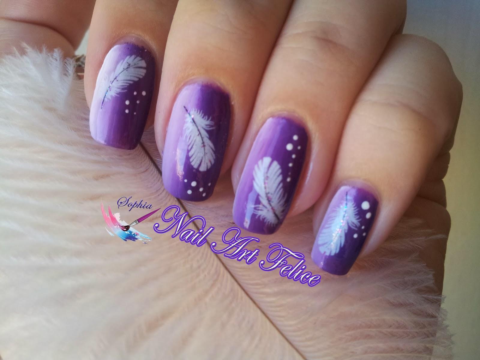 Conosciuto Video Tutorial Water Decals: nail art romantica con decalcomanie  KZ88