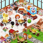 Cafeland - Jogo de Restaurante apk