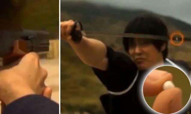 Isao Machii: il moderno samurai che riesce a colpire con la spada anche i proiettili