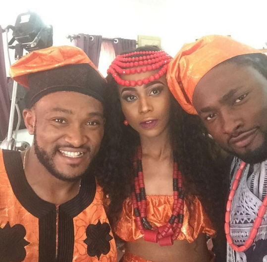 uti nwachukwu iyabo ojo movie