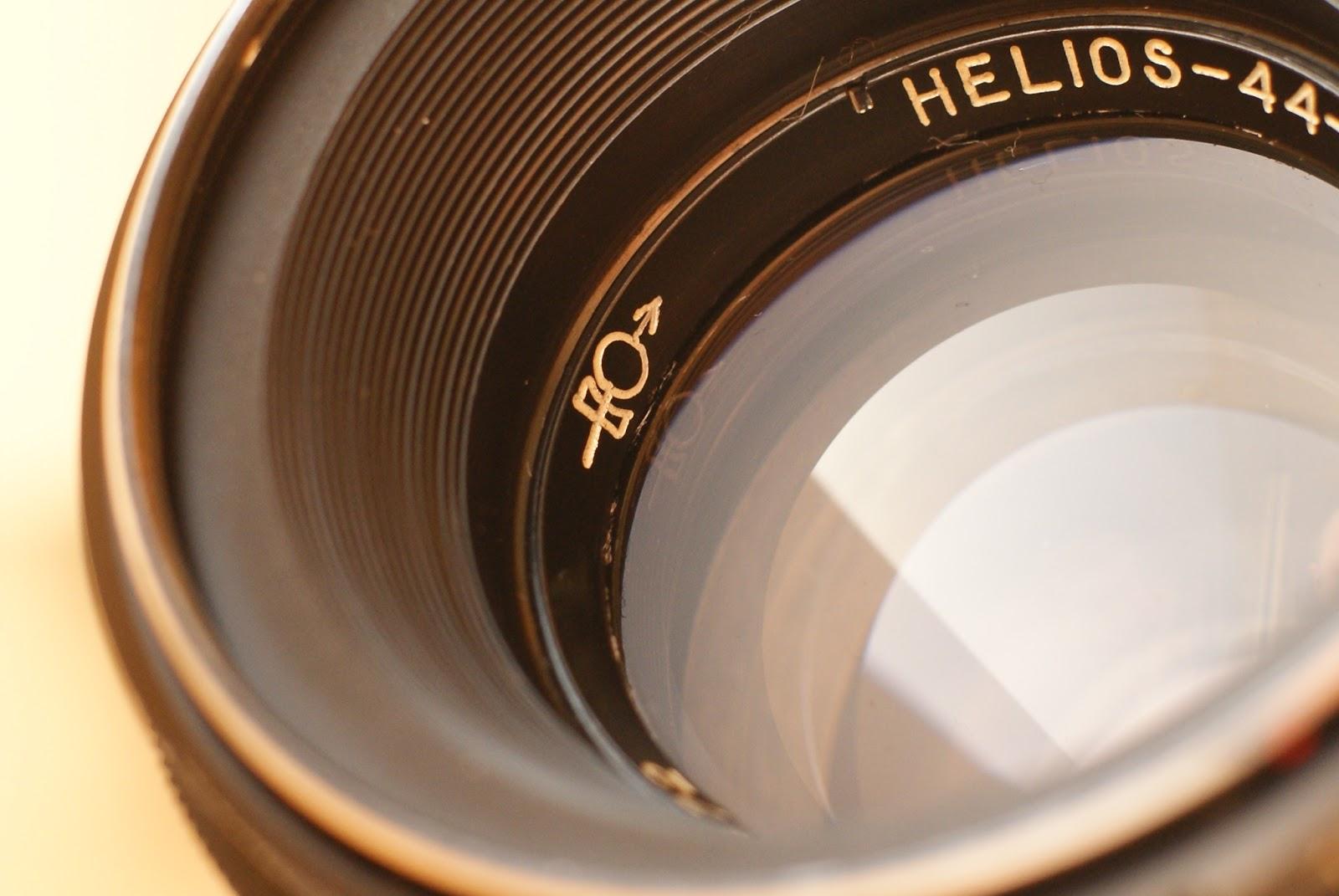 Helios 44-2 58mm F/2