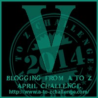#atozchallenge archanaonline.com alphabet V