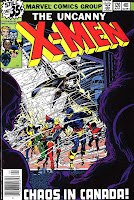 X-men v1 #120 marvel comic book cover art by John Byrne
