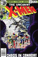 X-men v1 #120 marvel comic book cover art by John Byrne