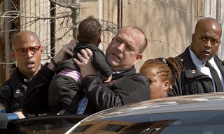 'Did You Hear That?': Amid Baltimore's Surge In Killings, A Faint Cry In A Locked Car
