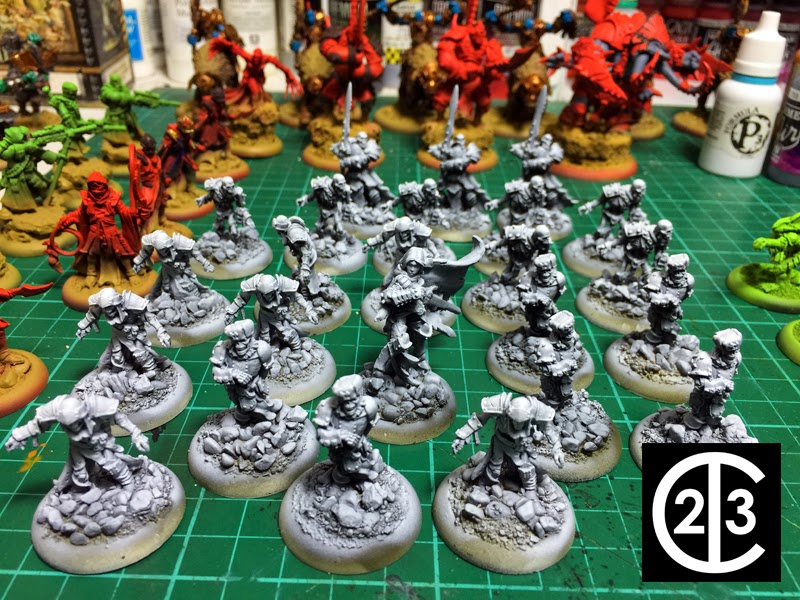 Warmachine Hordes Weekend Photo Dump 040615photo