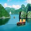 10 Tempat Pemandangan Alam Terbaik Terindah Tak Terlupakan Di Vietnam