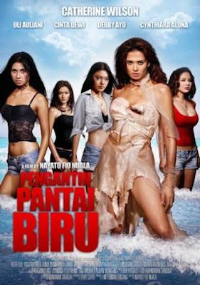 Film Pengantin Pantai Biru (2010)
