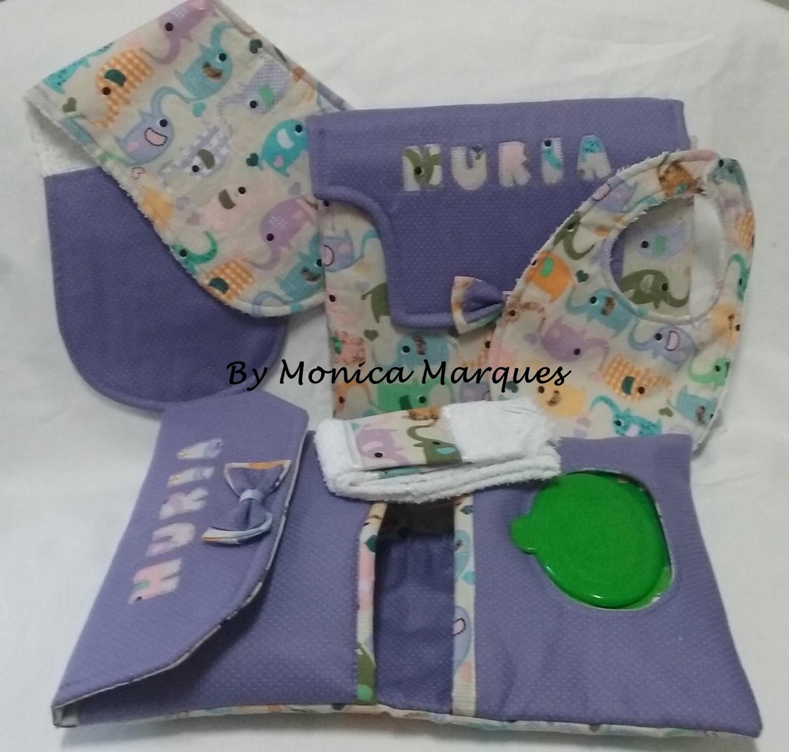 Adesivo De Parede Infantil ~ Monica Marques artesanato em tecido, fios e afins Kit passeio para o beb u00ea em tecido