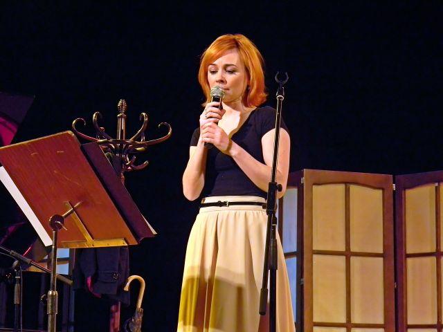 recital, piosenki, o miłości, Sulechów
