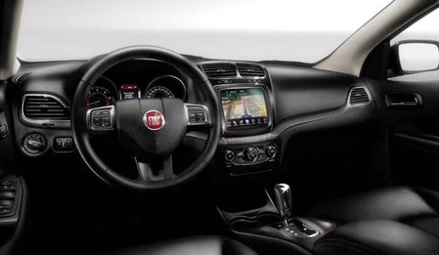 2018 Fiat Freemont Redesign