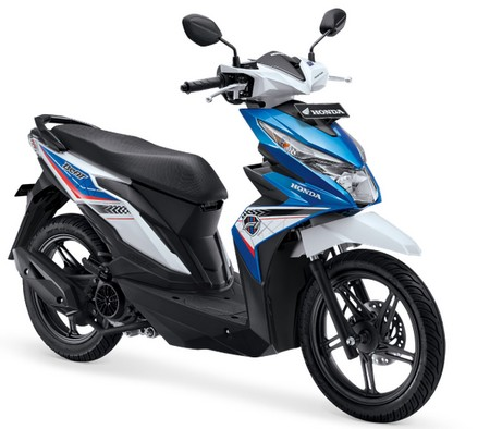 Harga All New Honda Beat eSP