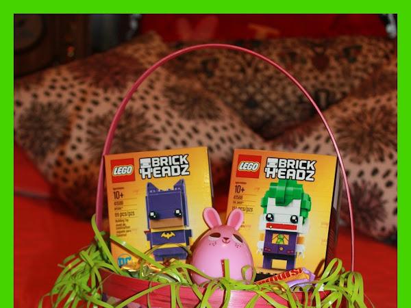 LEGO BrickHeadz Easter Basket