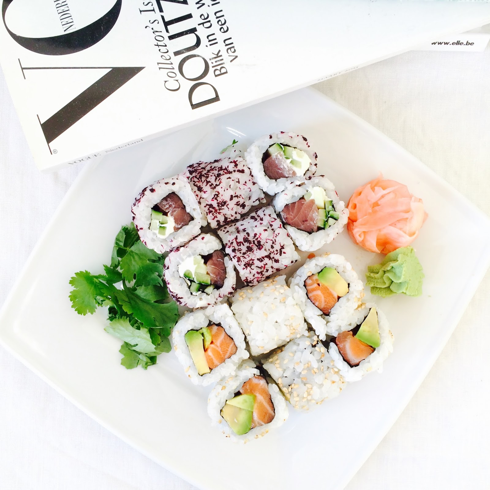 Sushi Plus, Schellingstraße München