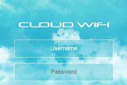 Cloud Wifi Responsive Mikrotik Template