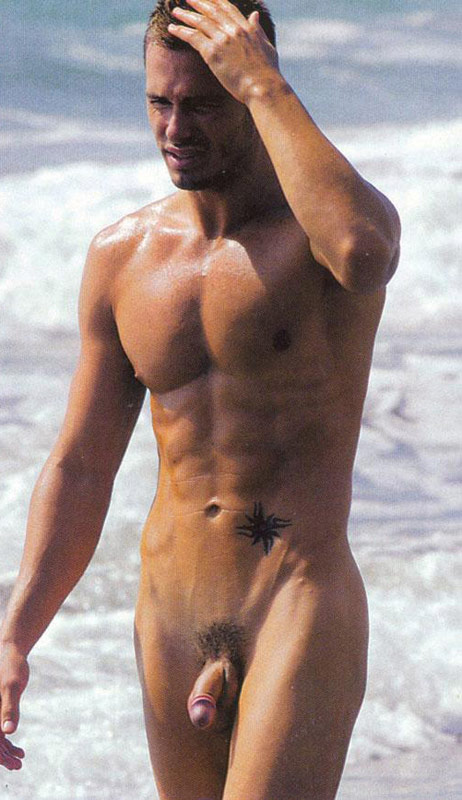 frontal images nude black Gay male
