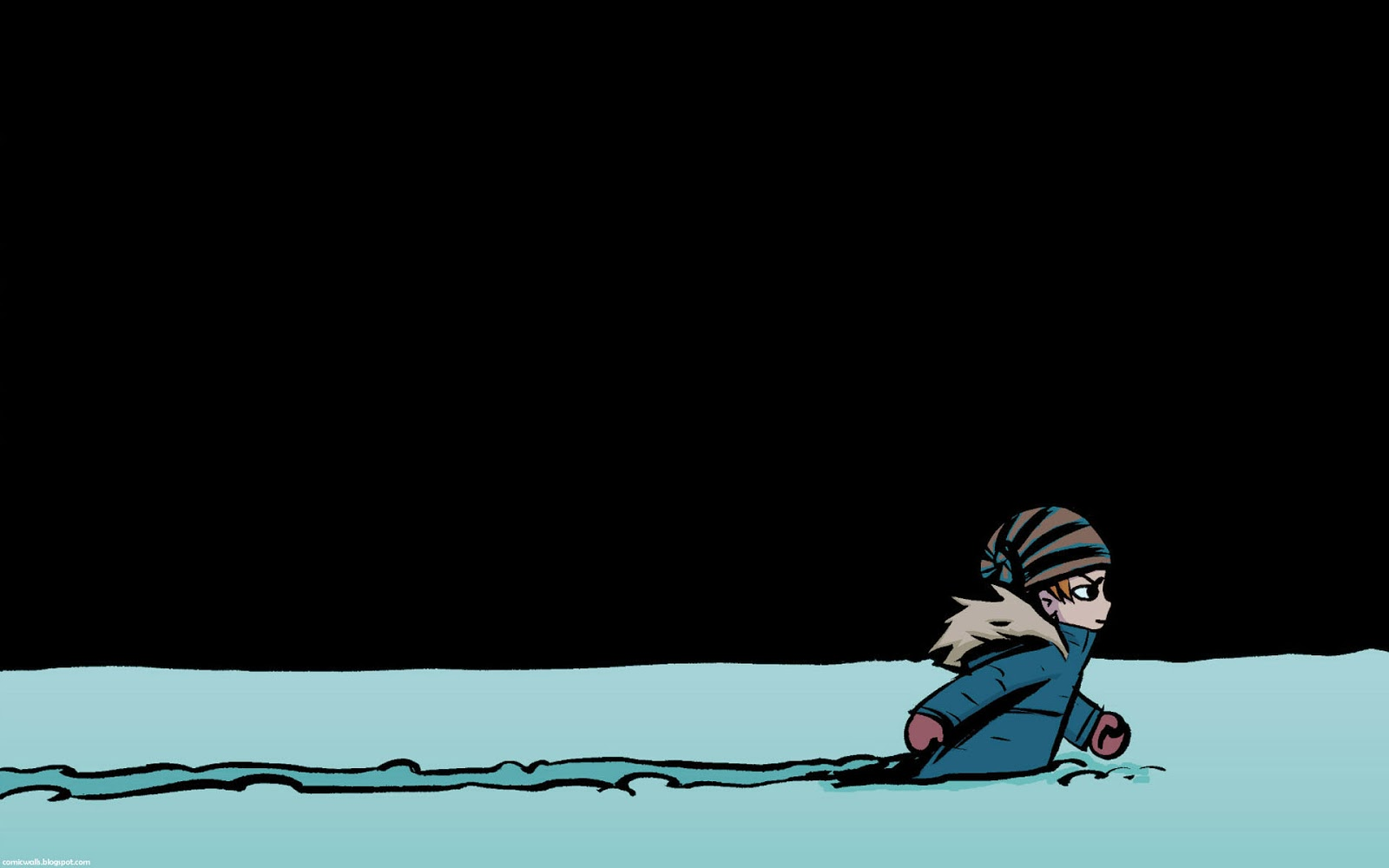 Scott Pilgrim Iphone Wallpaper: Scott Pilgrim (Comic Wallpaper
