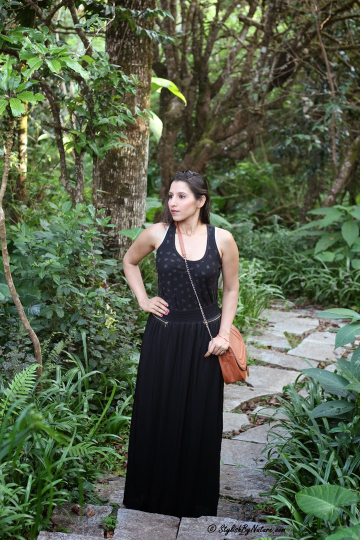Black Maxi Dress Fall