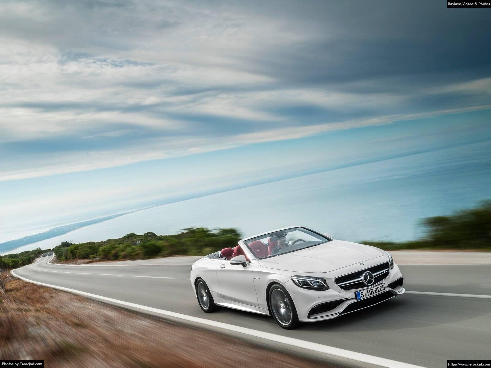 Hình ảnh xe ô tô Mercedes-Benz S63 AMG Cabriolet 2017 & nội ngoại thất