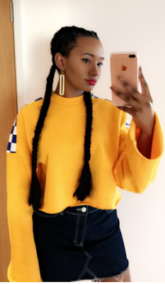 a - Singer, Mr Eazi defended his rumoured girlfriend,Temi Over Bleaching