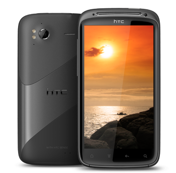 HTC Sensation - Сенсация уже в Москве