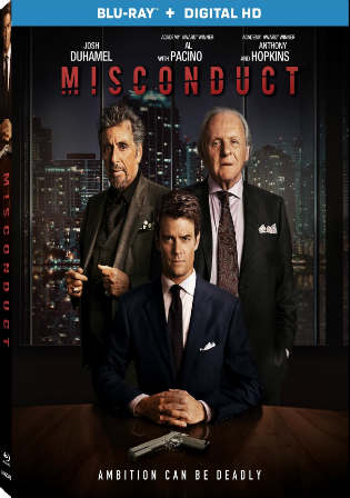 Misconduct 2016 BluRay 350MB Hindi Dual Audio 480p Watch Online Full Movie Download bolly4u