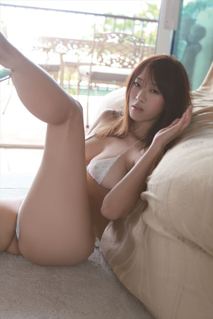 Hot girls Yuka Someya sexy Gravure japanese idol 9
