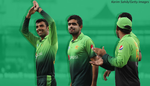 Pakistan cricket team 2017