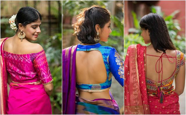 How to Select Saree Blouse Design?