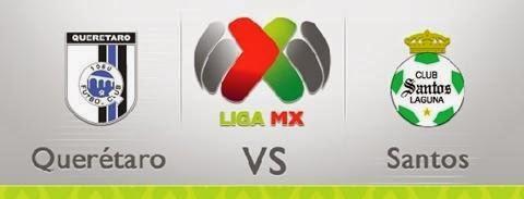 Querétaro vs Santos Laguna en Vivo