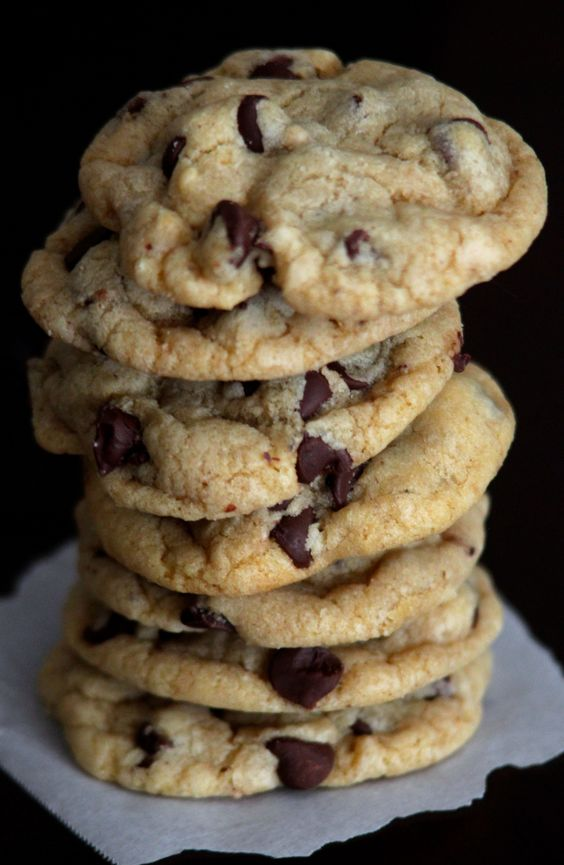 Perfect Soft Chocolate Chip Cookies #CHOCOLATE #CHOCOLATECHIP #COOKIES #DINNER