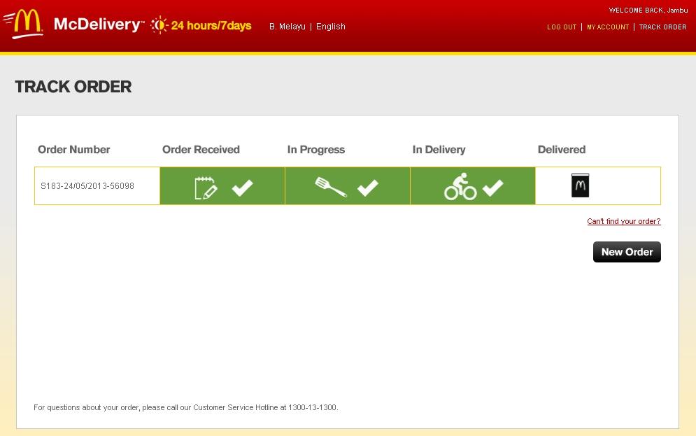 Mr Pegasus Akhirnya Sampai Juga Mcdonald Area Bandar Sri Permaisuri