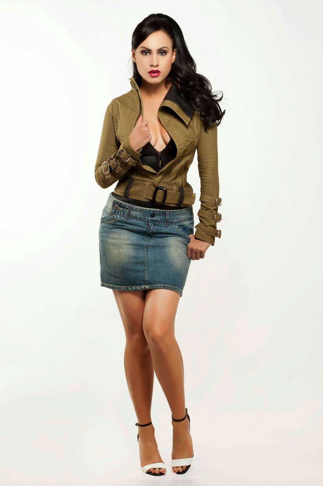 Miss India UK Deana Uppal in 'Khatron Ke Khiladi'