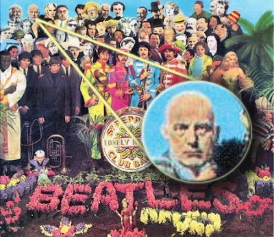Sgt. Pepper´s Lonely Hearts Club Band, Alesteir Crowley