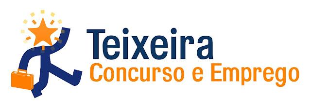Teixeira Concursos site
