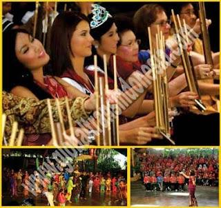 Paket Wisata Saung Angklung Udjo Murah