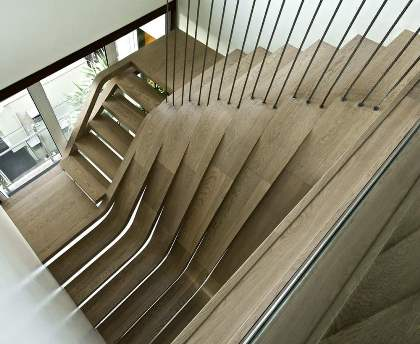 Singlemomtism 10 Amazing Staircases That You Really Need