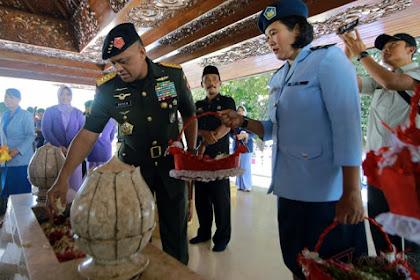 Panglima TNI: Saatnya Sejarah Diluruskan agar Generasi Bangsa Kita Tahu Sejarah yang Sebenarnya