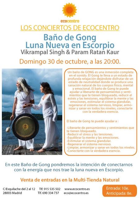 ARTÍCULOS A MOSTRAR, akaal gong, baño de gong akaal.es, terapia de sonido sierra noroeste, clases Kundalini yoga  paramratankaur,