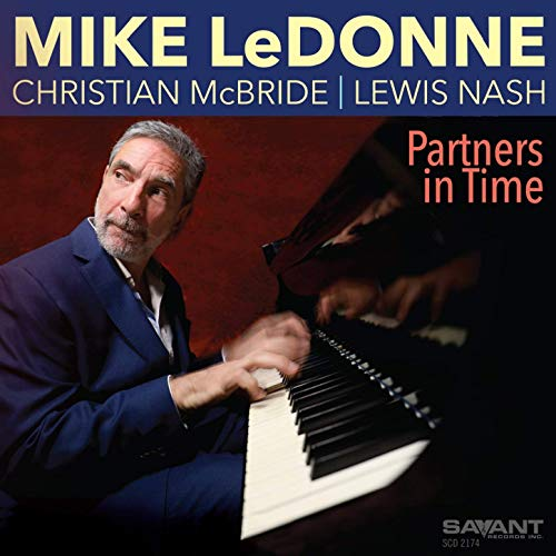 MIKE LeDONNE: PARTNERS IN TIME