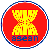 Logo of Association of South East Asian Nations