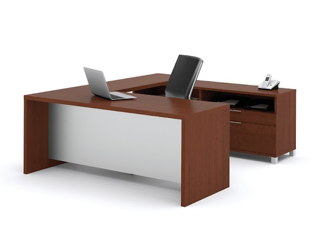 best buying home office furniture u shaped for sale online
