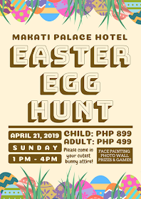 2019 Easter Egg Hunting Events and Activities in Manila and Nearby Cities
