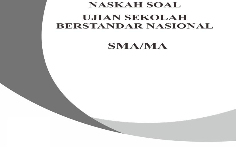 Kumpulan Soal USBN SMA (Kurikulum 2006 dan 2013)
