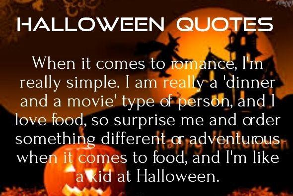 Positive Halloween Sayings