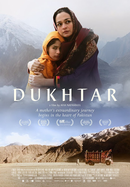 Poster of Dukhtar 2015 720p Urdu HDRip Full Movie Download