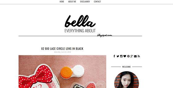 daftar blog situs kecantikan beauty blogger vlogger lokal indonesia terkenal artis selebgram youtuber cakep cantik sukses tips korea jepang produk makeup kosmetik artist mua kelebihan kelemahan menjadi gaya hidup lifestyles hijabers muslimah media partner