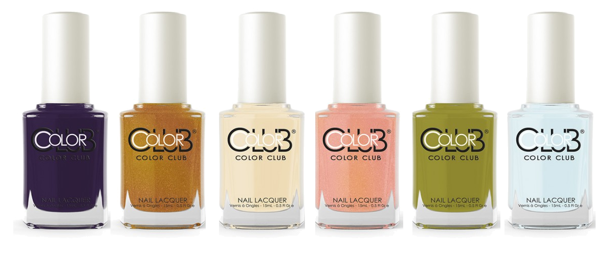 Color Club Safari Garden Collection (Spring 2014)