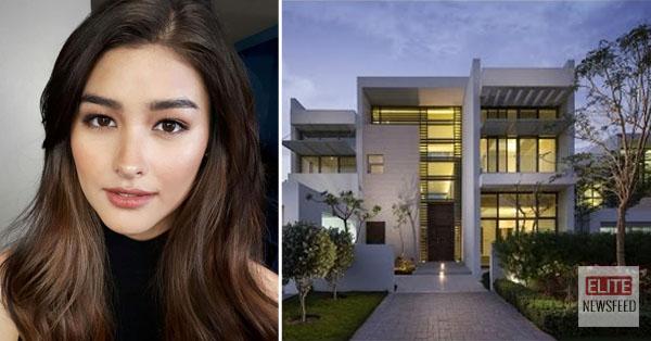 Liza soberano shows off her beautiful house for House of liza