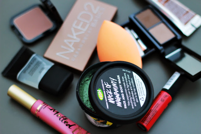 WHAT'S NEW IN MY MAKE-UP BAG?